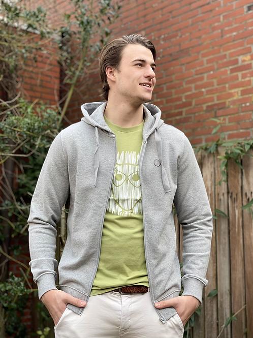 Knowledge vest hoodie