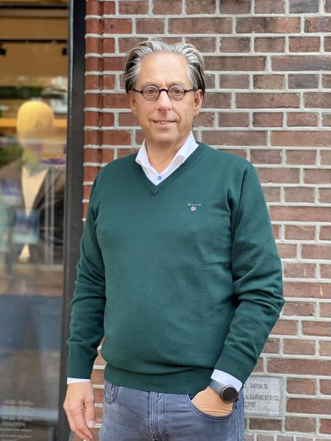 441. Gant pullover lamswol VH €129,95
