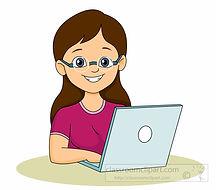 teenage-girl-working-on-laptop-clipart-6