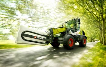 Claas Torion 738 T Traktor Fotograf Stephan Bayer