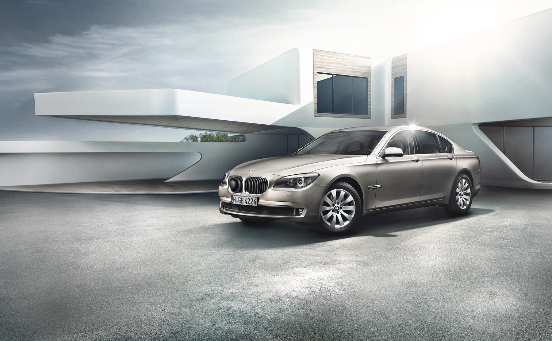BMW 7er Autofotografie Stephan Bayer Fotografie
