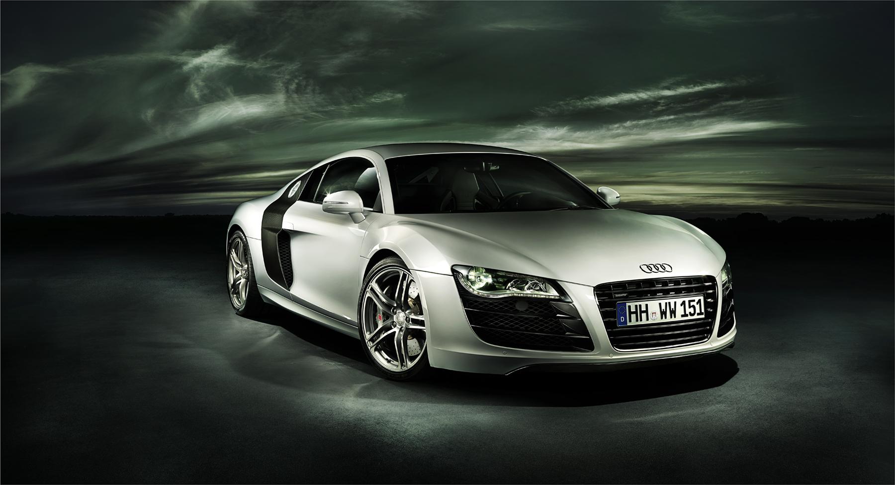 Audi R8 Autofotografie