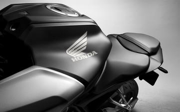 Honda Cafe Racer 125R Motorrad Fotograf Stephan Bayer