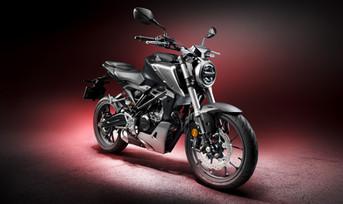 Honda Cafe Racer 125R Motorrad Stephan Bayer Fotografie
