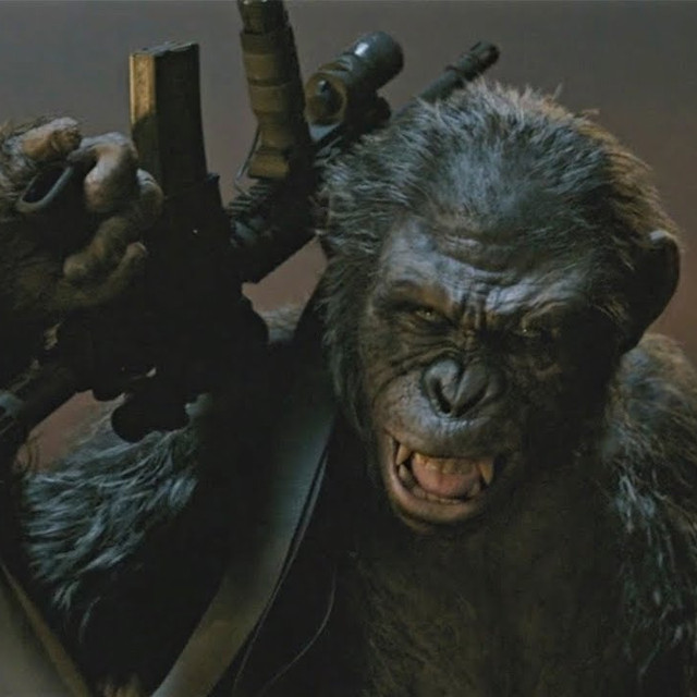 Rise of The Planet of The Apes - Koba