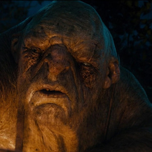 The Hobbit - Troll (imagery coming soon)