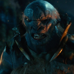 The Hobbit - Orc (imagery coming soon)