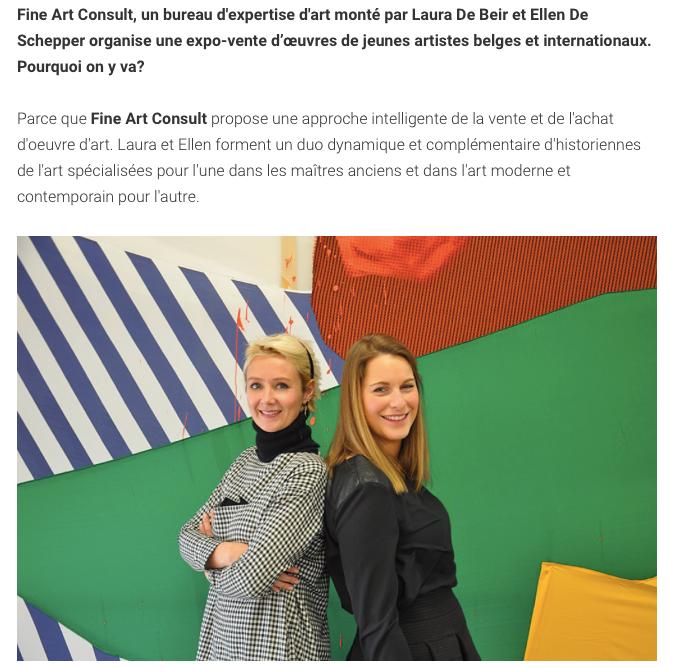 Ellen De Schepper & Laura De Beir