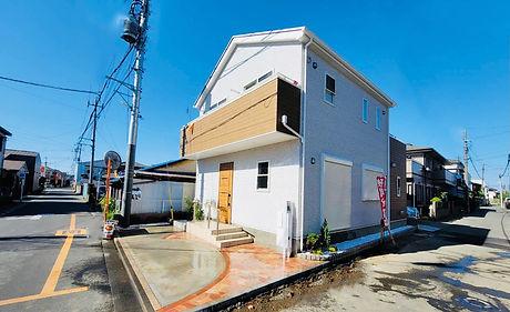 鴻巣市人形1丁目完成!!!