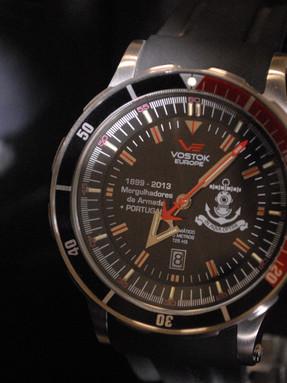 Mergulhadores da Armada