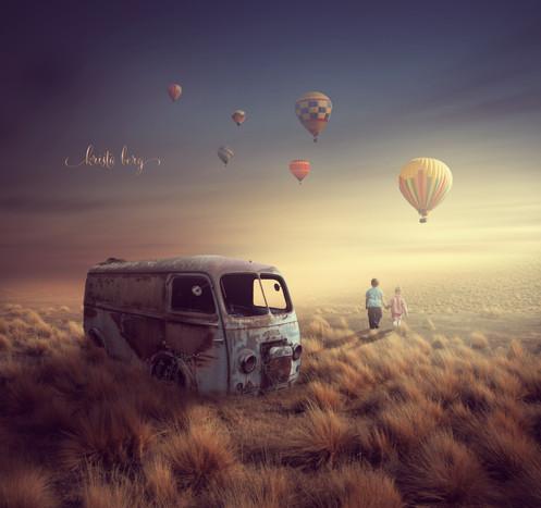 Dreamy Balloon Shoot
