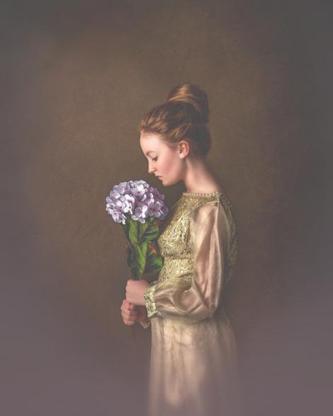 Flower Photoshoot Huntsville