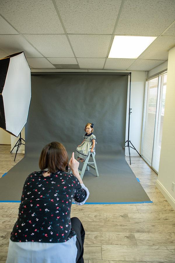 Behind the Scenes of Krista Berg's Huntsville Studio