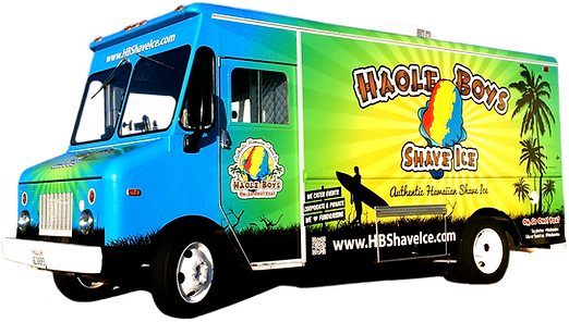 Shaved Ice Food Truck Dallas