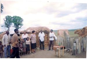 Irmãs na Angola (Africa)
