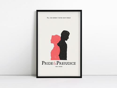 Pride and Prejudice Print
