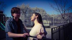 Jason and Melissa Moment