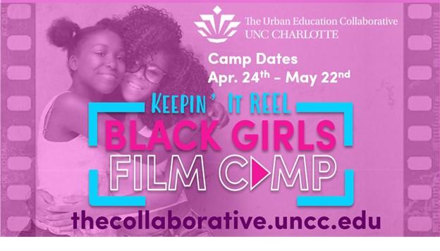 Black Girls Film Camp