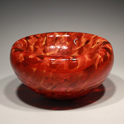 New Red Bowl