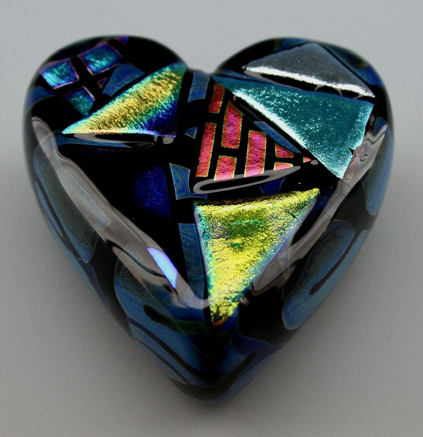 Dicroic Heart 2
