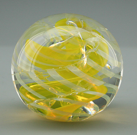 Yellow Round