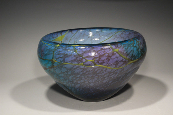 New Blue Bowl