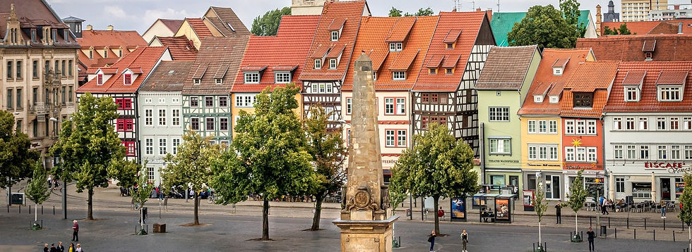 Thueringen Erfurt