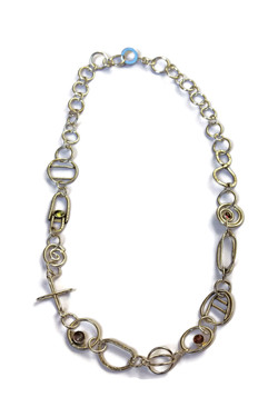 Mini 'Spice of Life' Chain with gems
