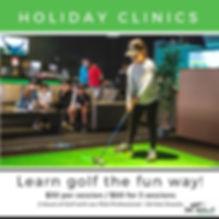 Junior Golf Clinc Geelong