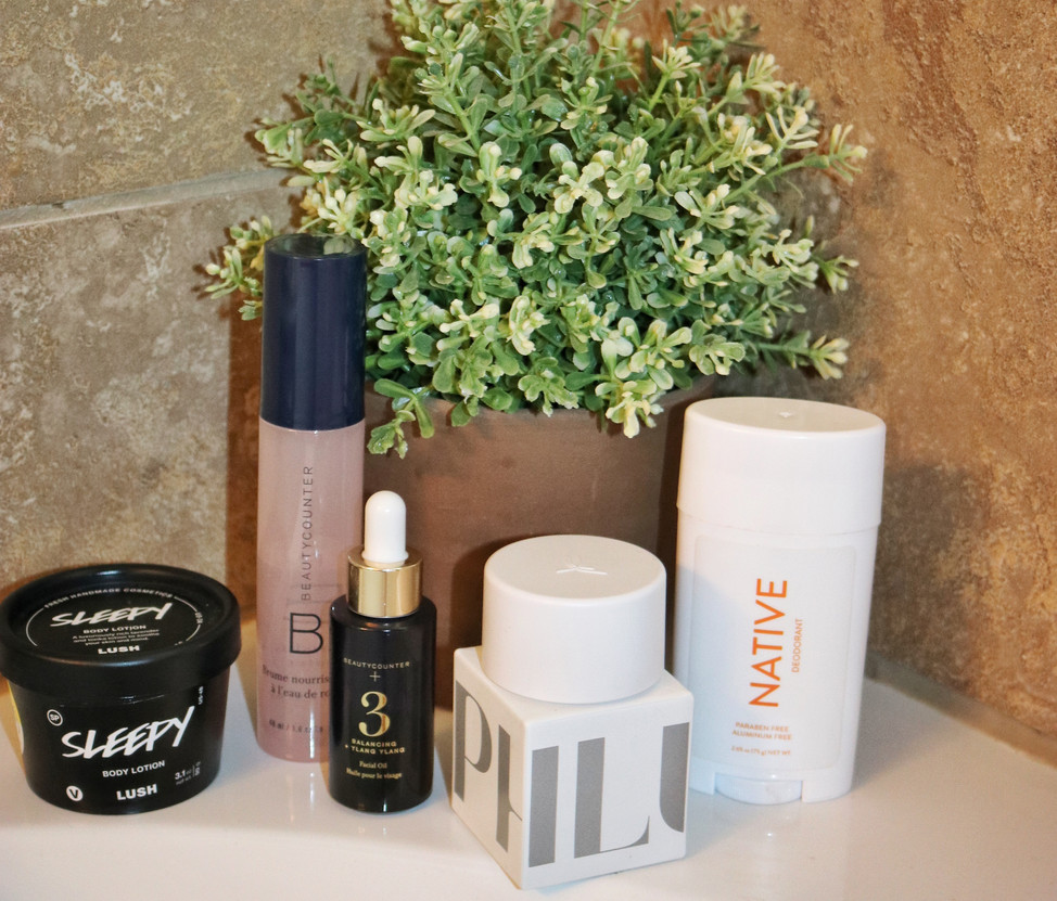 Beauty Products I Swear By During Pregnancy