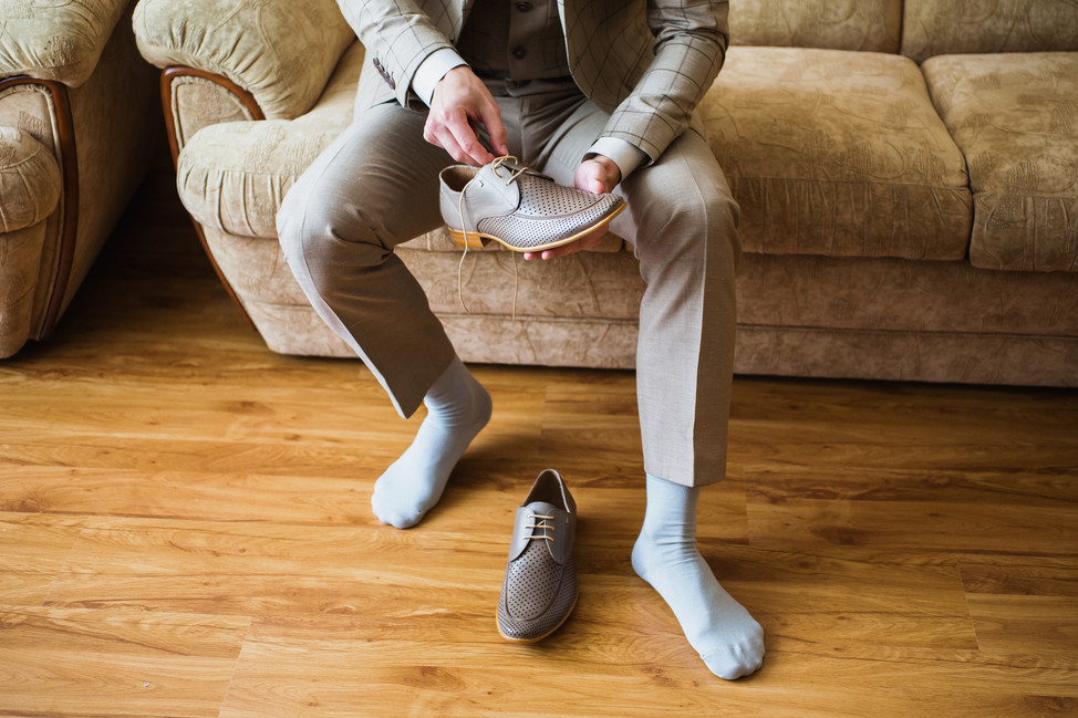 'Dad' Shoes That Don't Scream, Dad