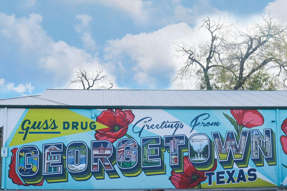 Where to eat and drink in Georgetown, TX