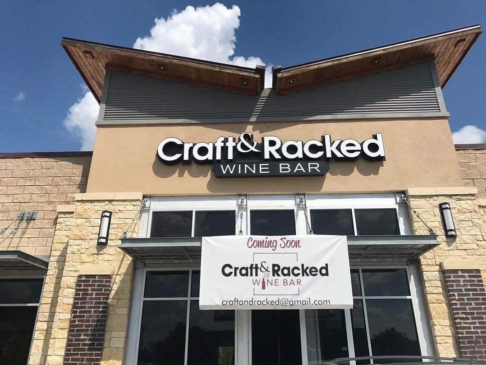 Craft & Racked Opening Night