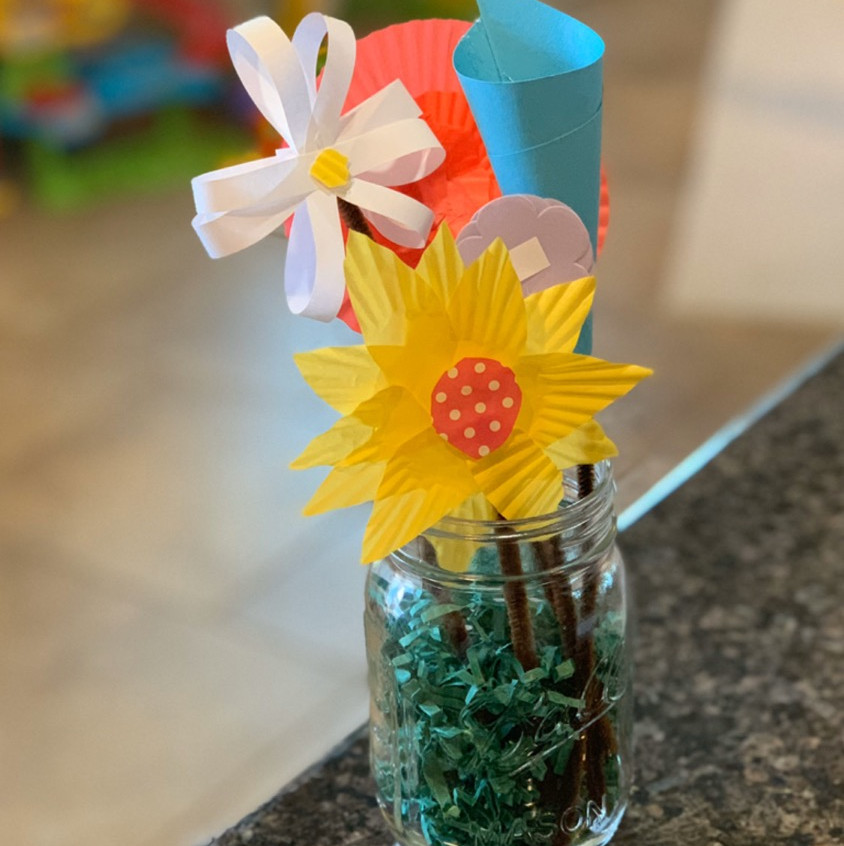 Earth Day art craft