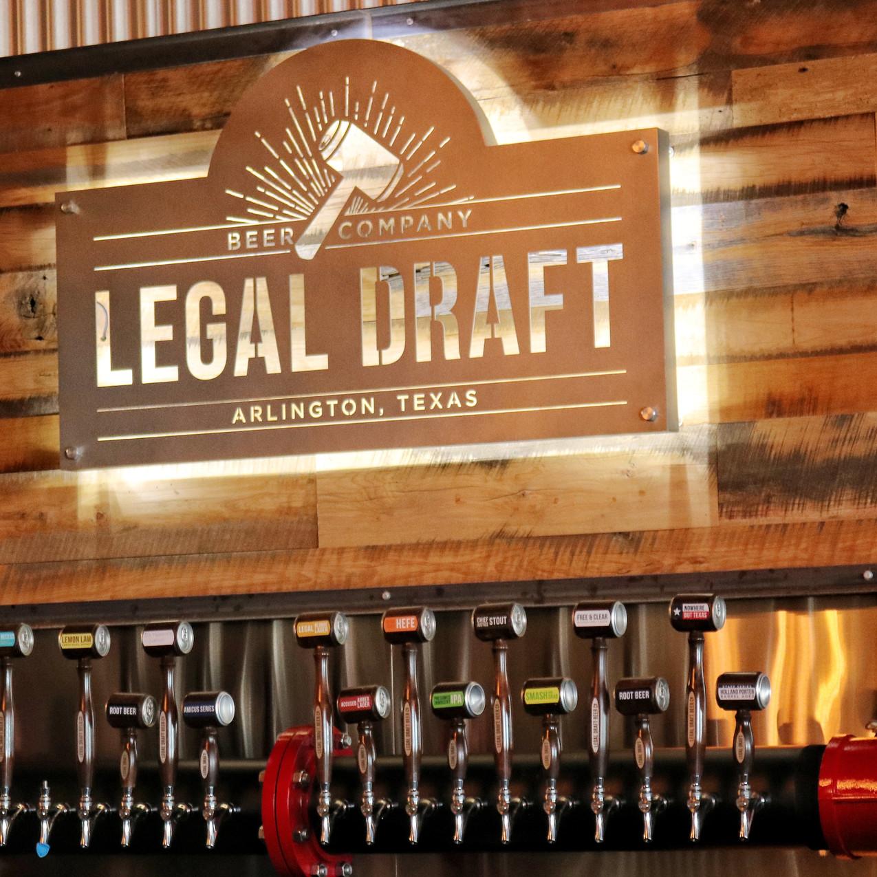 Legal Draft Brewing