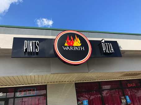 Warpath Pints and Pizza