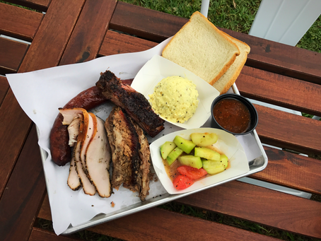 The Dark Prince of Barbecue Rises in Georgetown