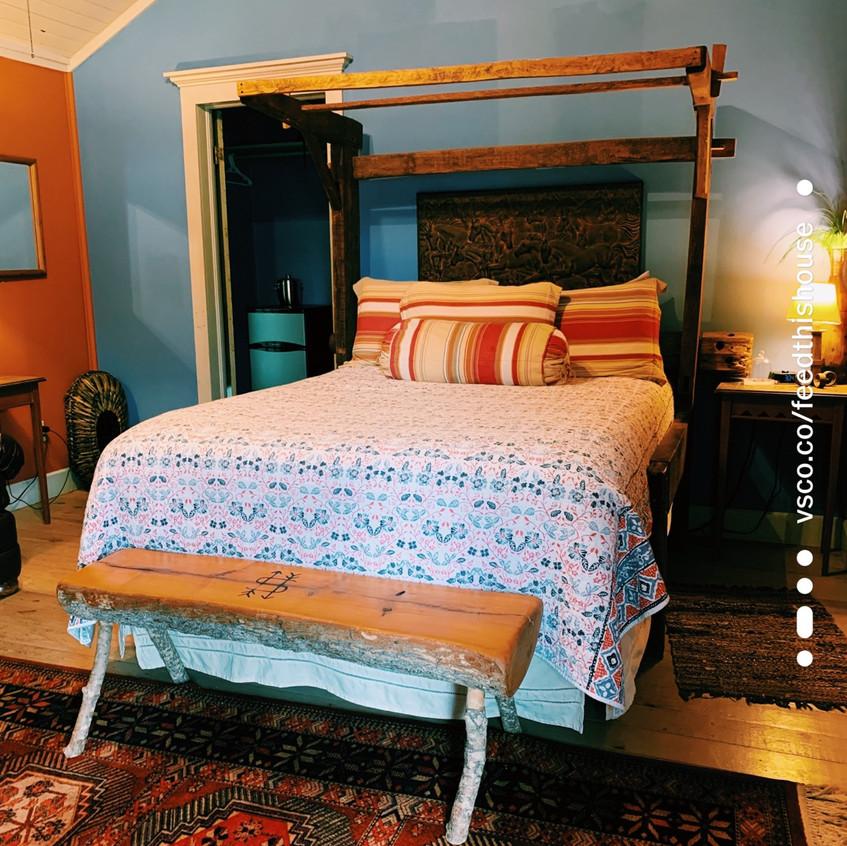 Tankowa bed