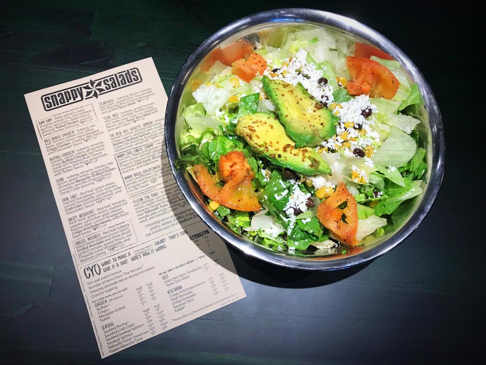 Top 10 Best Salads in Austin