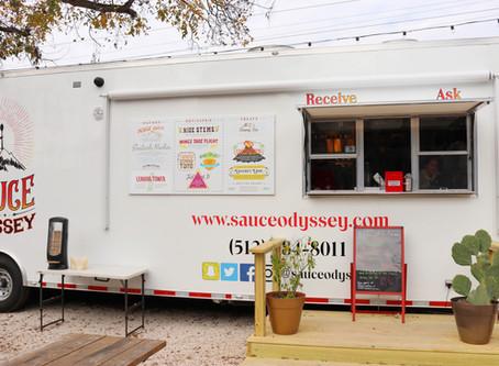 NEW Austin Food Truck...Sauce Odyssey