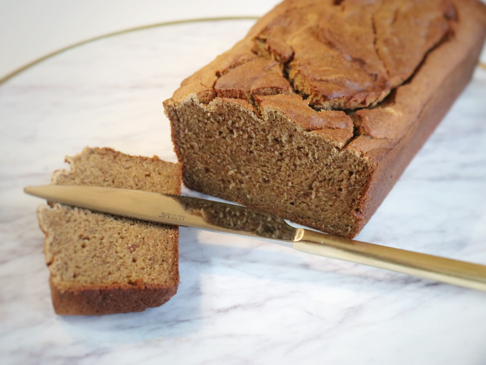 Easy Paleo Banana Bread