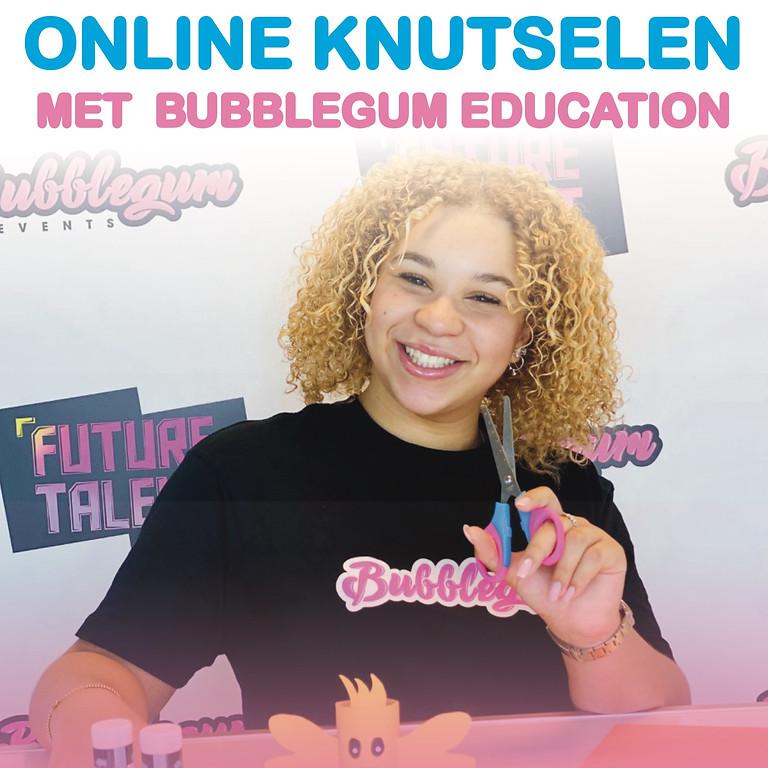 Online knutselen met Bubblegum