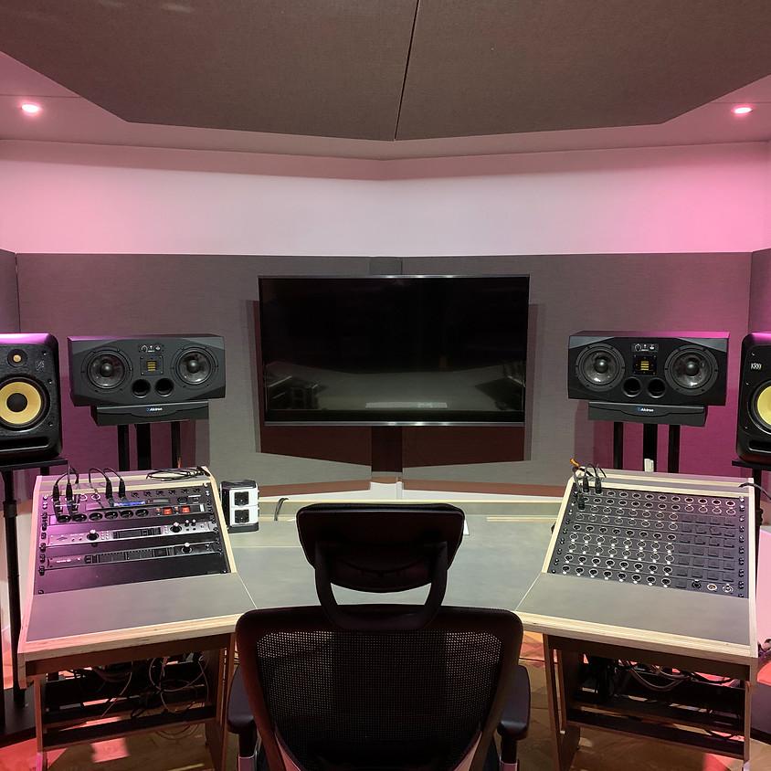 U ART Workshop - Music Studio