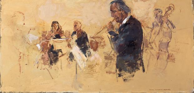 Antón Serra a la Flauta