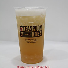 White Grape Oolong Tea (24oz)