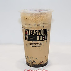 Coffee w/ Coffee Jelly (24oz)