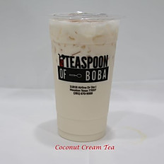 Coconut Cream Tea (24oz)
