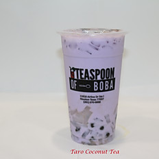 Taro Coconut Cream Team (24oz)