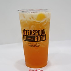 Peach Tea (24oz)