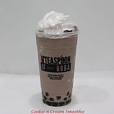 Cookie N Cream Smoothie (24oz)